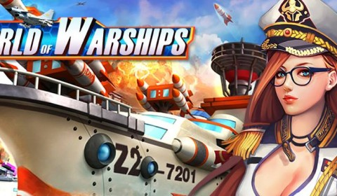 World Of Warships กองทัพเรือจักรวรรดิ ร่วมกับ Game-Ded แจก Item Code
