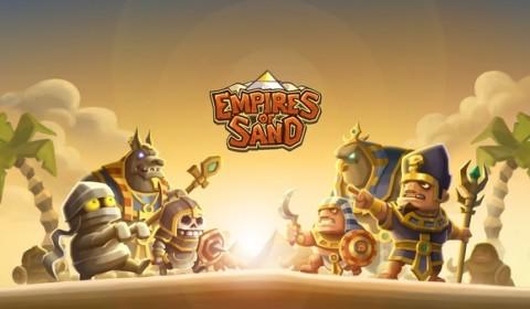 [รีวิวเกมมือถือ] Empires of Sand สงครามแห่งอาณาจักรฟาโรห์ครั้งใหม่กำลังจะเริ่ม