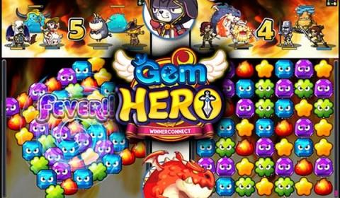 [รีวิวเกมมือถือ]GemHero เกมมือถือผจญภัยสุดแนวและฟรุ้งฟริ้ง