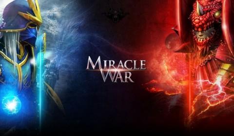 Miracle War พร้อมการกลับมาอย่างยิ่งใหญ่ กับเวอร์ชั่นใหม่ล่าสุด