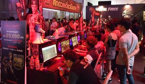 เริ่มแล้ว มหกรรมของคนเล่นเกมส์ TGSBIG 2014 เกมเมอร์ตอบรับเข้าร่วมงานแน่น กิจกรรมเพียบ