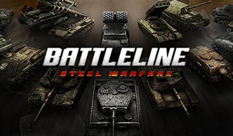 Battleline: Steel Warfare สงครามรถถังสมรภูมิใหม่จาก Bandai Namco