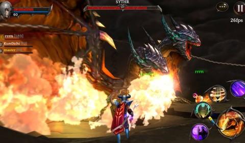 GAMEVIL เปิดตัว Darkness Reborn เกม MORPG บนมือถือสุดอลังการ