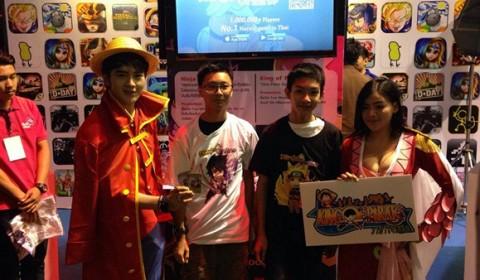 เปิดตัวครั้งแรก King of Pirate ร่วมงาน TGSBIG 2014 สาวกโจรสลัดอย่าพลาด