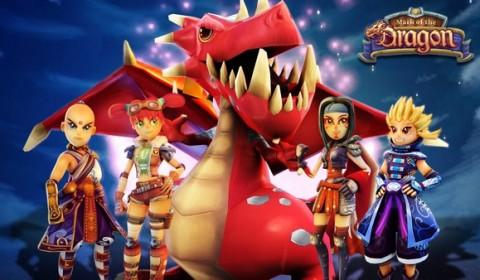 GAMEVIL เปิดตัวเกมใหม่ Mark of the Dragon