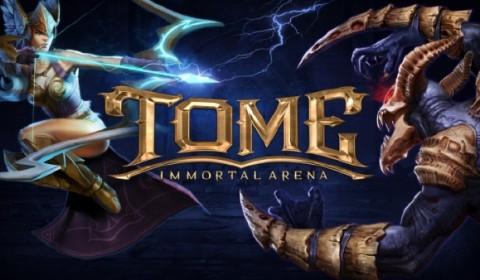 TOME: Immortal Arena เปิดตำนาน MOBA ครั้งใหม่ พร้อมลง Steam 21 พ.ย. นี้
