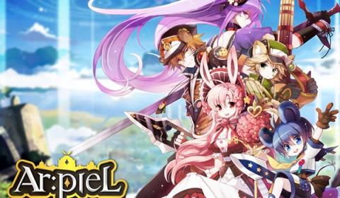 Arpiel เกมส์ออนไลน์สุด Cute จาก Nexon น่ารักน่าเล่นสุดๆ