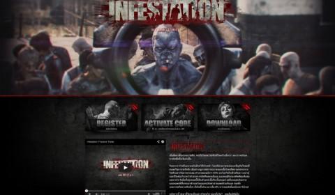 Infestation เปิด Web Teaser แล้ววันนี้ พร้อมส่งสัญญาณเตรียมล่า AC