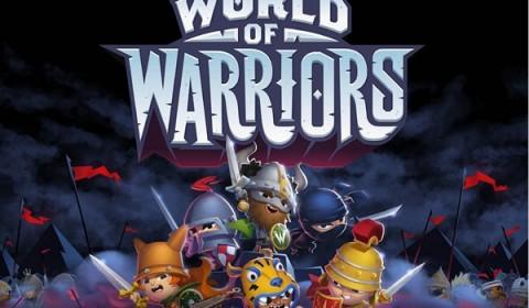 World of Warriors โลกของอัศวินจิ๋วกับภารกิจตะลุยเกาะปีศาจ