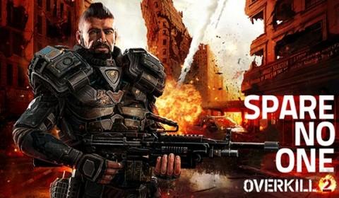 Overkill 2 เกมยิงสุดมันส์บนมือถือ ที่คนรักปืนห้ามพลาด!!!
