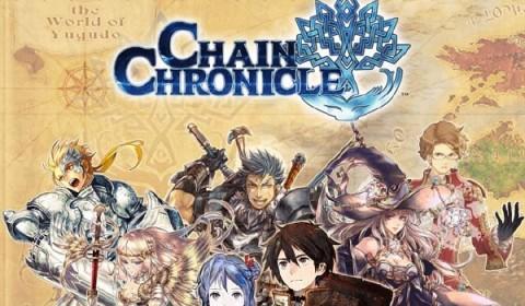 Chain Chronicle เกมมือถือแนว Tower Defense + RPG สุดเจ๋งจากญี่ปุ่น ดาวน์โหลดเล่นกันได้แล้ววันนี้ทั้ง iOS/Android