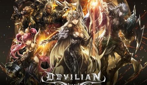 Devilian เกมส์ MMORPG น้องใหม่มาแรงปี 2014 จากเกาหลีใต้