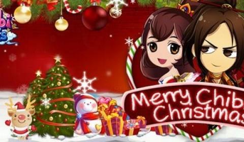 ฉลองวันคริสต์มาส Chibi Warriors พร้อมเปิดระบบปีก