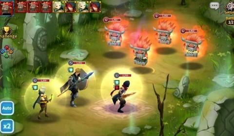 GAMEVIL ปล่อยเกมมือถือใหม่ Elune Saga แนวลูกผสม RPG การ์ดเกม