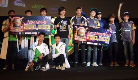 เก็บตกบรรยากาศ HoN Tour Thailand 2014 Grand Final ศึกใหญ่ส่งท้ายปี 2014