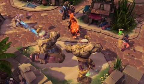 เปิดหน้าประวัติศาสตร์ Heroes of the Storm ในปี 2014