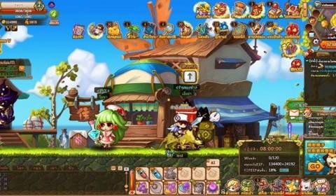 Rainbow Saga เกมส์บนเว็บน้องใหม่จาก Perfect World