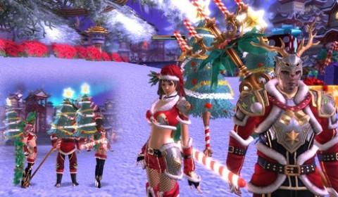 วอม ออนไลน์ มาแล้วจ้า กิจกรรมใหม่ คริสต์มาส