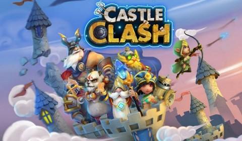 Castle Clash วางกลยุทธ์เปิดศึกชิงปราสาทสุดมันส์บนมือถือ