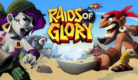 สร้างกองทหารโจรสลัดออกบุกปล้นใน Raids of Glory