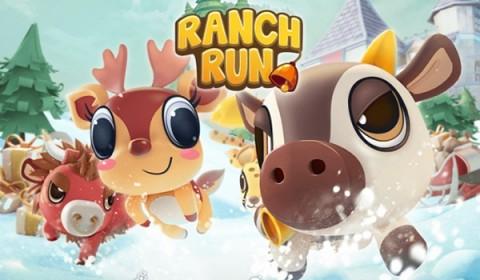 Ranch Run สร้างฟาร์มสุดน่ารักกับภารกิจวิ่ง วิ่ง ของเหล่าเพื่อน 4 ขา