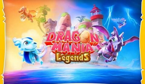 เปิดฟาร์มเลี้ยงเหล่ามังกรก่อนส่งออกทัพใน Dragon Mania Legends
