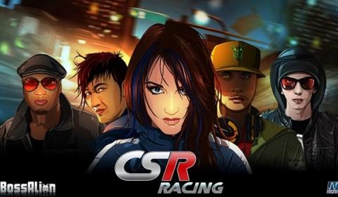 ประลองความเร็วสุดมันส์ใน CSR Racing พร้อมดีไซน์รถในแบบของคุณ