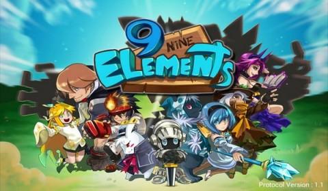 ฝึกไหวพริบไปกับ 9 Elements เกมตบบอล มันส์สุดติ่ง บนสมาร์ทโฟน!!