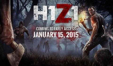 ไวรัสแพร่ระบาดกับ H1Z1 เปิดให้ดาวน์โหลดบน Steam แล้ววันนี้!!