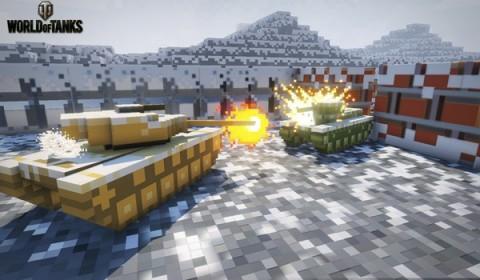 "World of Tanks อัพเดตโหมดใหม่ ""วินเทอร์โชว์ดาวน์"" การกลับมาอีกครั้งของรถถัง 8 บิท!!!"