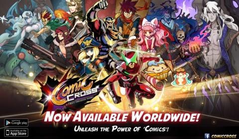 Comic Cross เกมการ์ดบนมือถือของคนไทย เปิดให้บริการทั่วโลกแล้ววันนี้!!