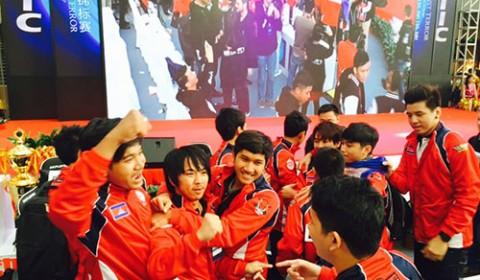 ช้างศึกไทยพ่าย ล่วงรอบ 8 ทีม กัมพูชามาโหดคว้าแชมป์ XSHOT MATIC 2015