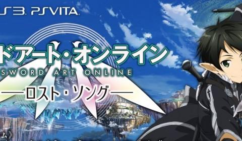Sword Art Online: Lost Song เปิดตัว Trailer คลิปที่ 3 น่าเล่นสุดๆ
