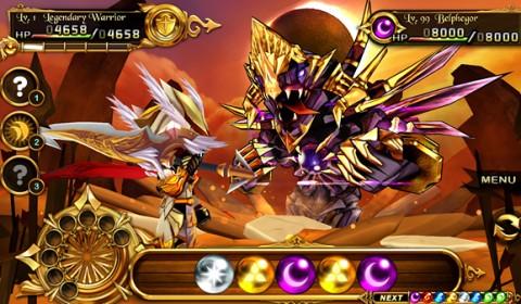เกมส์มือถือฝีมือคนไทย Chaos Sphere เปิดให้ทดสอบ Alpha Test แล้วบนระบบ iOS