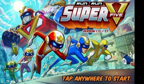 [รีวิวเกมมือถือ]ขบวนการวิ่งกู้โลก Run Run Super V