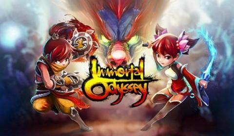 ผจญภัยในอาณาจักรสวรรค์ Immortal Odyssey เกม RPG บนมือถือที่คอเกมจีนห้ามพลาด