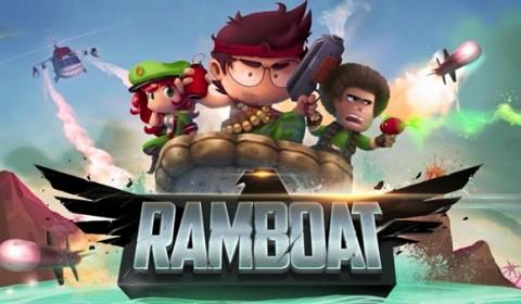 Ramboat ขับเรือตะลุยยิงข้าศึกสุดมันส์บนมือถือ