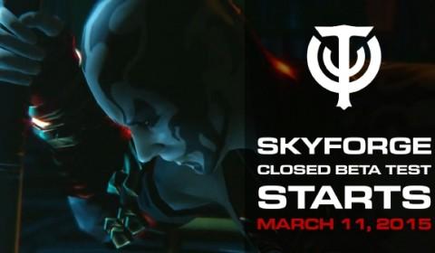 สิ้นสุดการรอคอย!! Skyforge เผยวัน Closed Beta แล้ว 11 มีนาคม นี้