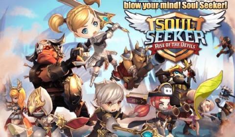 Soul Seeker เกมมือถือ Action RPG สุดเจ๋ง เล่นได้ทั้งบน iOS / Android