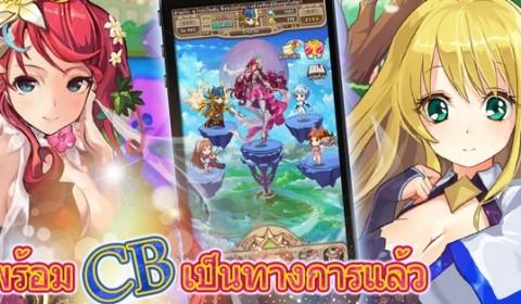Goddess of Warriors เกมส์ Puzzle สุดน่ารัก พร้อม CBT แล้ว