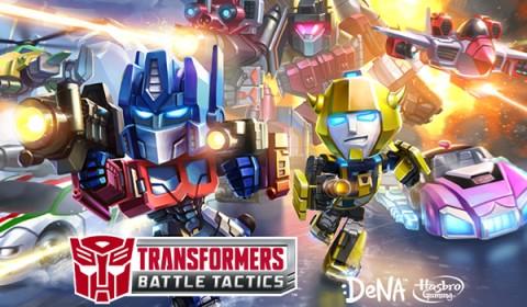 สมรภูมิใหม่ของเหล่าจักรกล TRANSFORMERS: Battle Tactics พร้อมลุยทั้ง iOS และ android