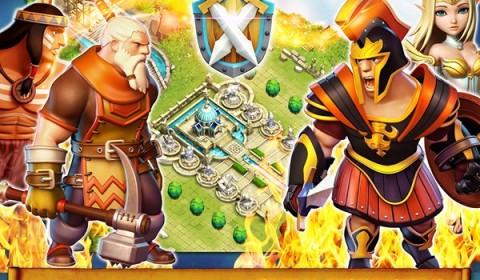 เปิดสงครามระหว่างทวยเทพ Hero Sky : Epic Guild Wars สร้างกองทัพนักรบฮีโร่ออกลุย