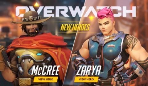 Overwatch เผยฮีโร่ใหม่ 2 ตัวละคร พร้อมแผนที่สนามรบต่อสู้ใหม่ล่าสุด