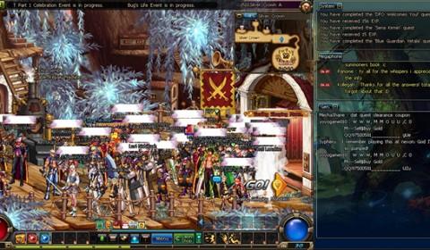 เปิดทดสอบความมันส์ Dungeon Fighter Online เซิฟเวอร์อินเตอร์ เสียงตอบรับเกินคาด