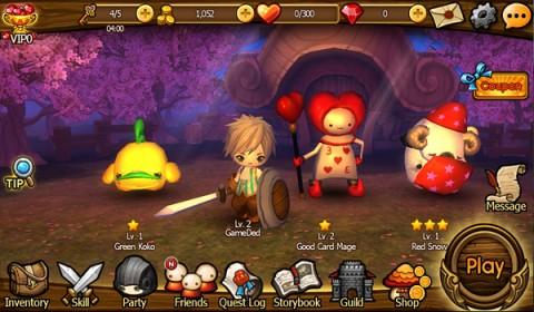 ตะลุยโลก Heart Castle เกมส์มือถือใหม่น่ารักกว่าใคร ช่วง Beta Test ขาแบ๊วห้ามพลาด