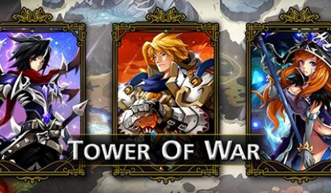 "ReverseWorld อัพเดทแพทช์ครั้งใหญ่ ""Tower of War""  ศึกหอคอยเทพสงคราม พร้อมระบบใหม่  Advance Class วันนี้!!"