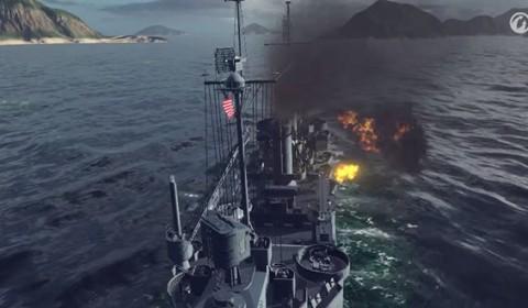 สงครามน่านน้ำ ส่ง ไดอารี่จากผู้พัฒนา ชุดที่ 4 เจาะลึกประวัติศาสตร์ของกองทัพเรือสหรัฐฯ