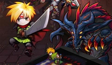 ลากนิ้วต่อจุดกำจัดศัตรูใน Dungeon Link เกม Puzzle RPG น้องใหม่จาก Gamevil ดาวน์โหลดพร้อมกันได้แล้วทั่วโลก