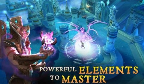 """เดินทางสู่ภาค 5 ของเกม Action RPG สุดมันส์บนมือถือ """"Dungeon Hunter 5"""" เกมต่อสู้ในตำนานมาพร้อมกราฟิกขั้นเทพ"""