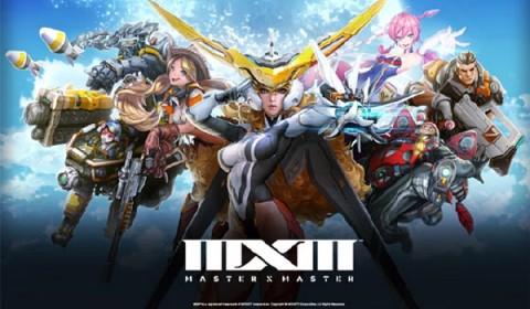 Master X Master เผยช่วงทดสอบ Open Technical Beta Test วันที่ 1 พฤษภาคม นี้